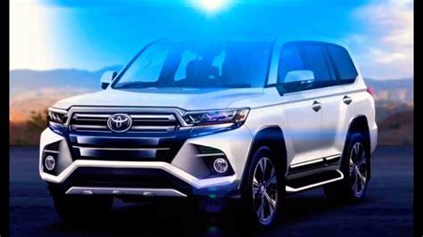 Toyota Land Cruiser Prado 2020 by Toyota Land Cruiser 300 200 2020 Lexus Lx 570 2020 Toyota