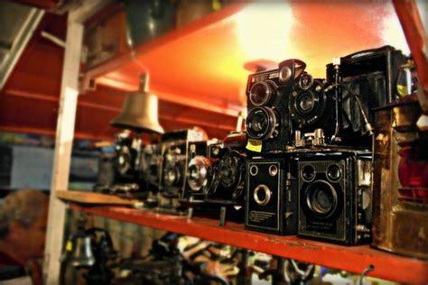 wallpaper camera tlr camera old vintage bright brown nostalgia shelves