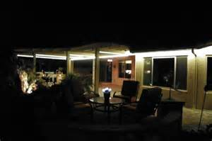 Led Patio Lighting Inspired Led Outdoor Strips Traditional Patio By Inspired Led