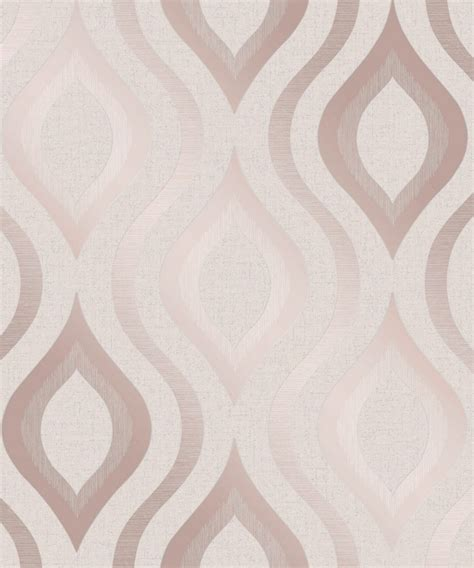 glitter wallpaper taskers quartz geometric rose gold wallpaper decorsave wallpapers
