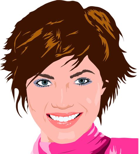 Clipart   Pixie Portrait