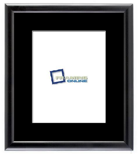 10 x 10 black frame with mat 8 quot x10 quot black frame black mat 28mb210 8 quot x10 quot picture