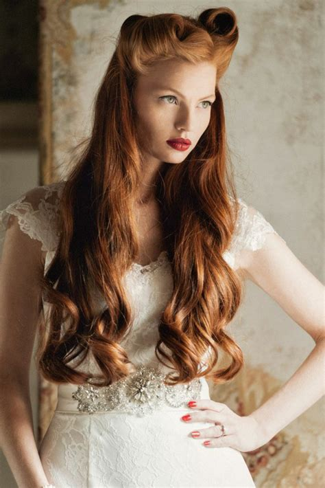 Vintage Bridal Hair Course by 66 Rockabilly Hairstyles The Trendy Combination Of Retro
