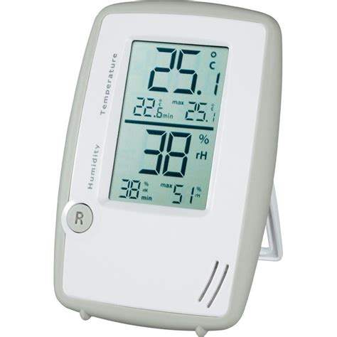tfa digital thermo hygrometer from conrad electronic uk