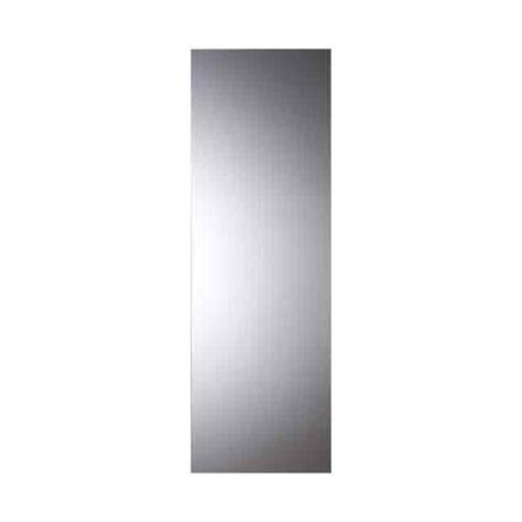 Miroir Adhã Sif Pour Porte Miroir Adh 233 Sif Argent 150 X 50 4 Mm Castorama