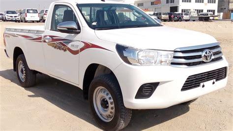 Toyota Single Cabin by 2017 Toyota Hilux Single Cabin 4x4 Petrol In Dubai