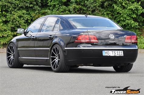 volkswagen phaeton vw phaeton mit oxigin attraction tunershop tuning