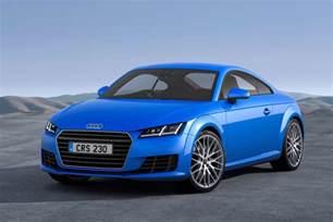 Audi Ty Audi Tt 2014 Release Date Price Specs Carbuyer