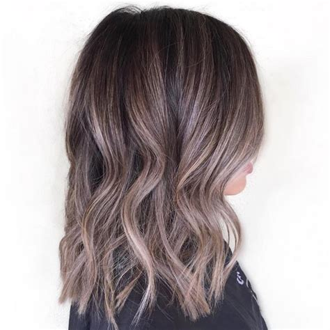 silver brown hair silver highlights in light brown hair future purchase