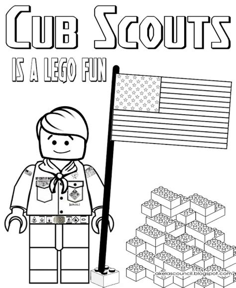 Akela S Council Cub Scout Leader Training Lego Cub Scout Free Printable Scout Coloring Pages Printable
