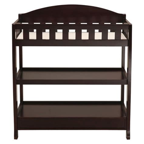 Target Baby Changing Table Delta Children 174 Infant Changing Table With Pad Target
