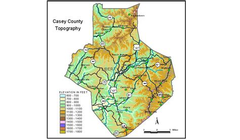 kentucky groundwater map groundwater resources of casey county kentucky