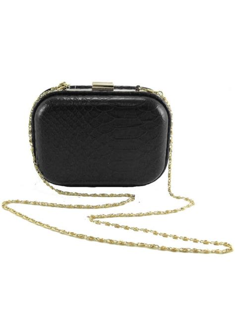 Jet Black Clutch Bag Semburart lydc black clutch bag canonbury bag