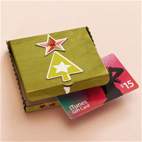 Gift Card Tree Holders - very merry gift card holders tree box gift card holder