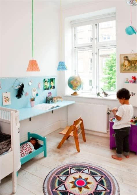 15 cool childrens room decor ideas from vertbaudet digsdigs 15 cool and wonderful kids room design with office