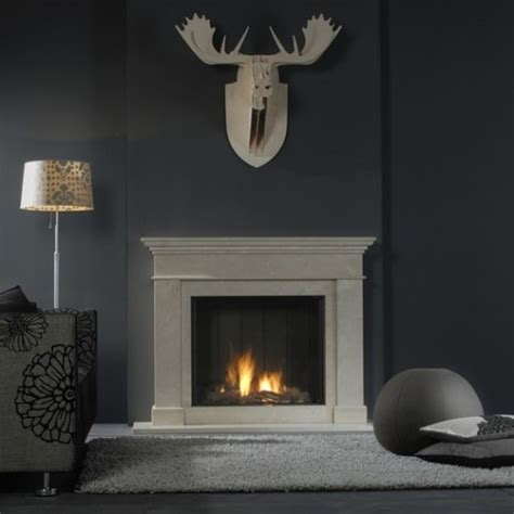 Faber Fireplaces by Faber Clear With Wirdum 840 Fireplace Suite Stoke Gas