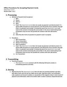 office procedures template related keywords suggestions for office procedures