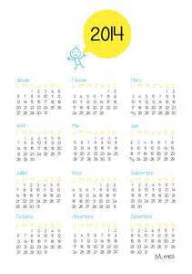 Calendrier à Imprimer 2014 Calendrier 2014 224 Imprimer Momes Net