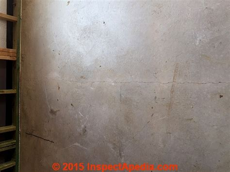 cracks in concrete basement floor questions answers about cracks in poured concrete slabs