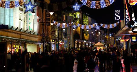 newcastle christmas lights switch on 2016 recap city