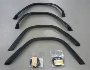 1966 1977 early ford bronco fender flares