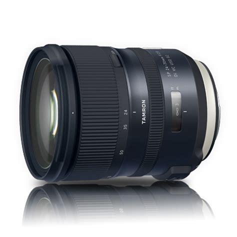 tamron sp 24 70mm f/2.8 di vc usd g2 zoom lens
