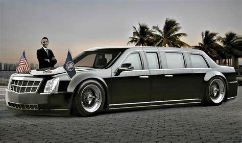 Cadillac One by El Cadillac One El Auto Presidencial De Estados Unidos