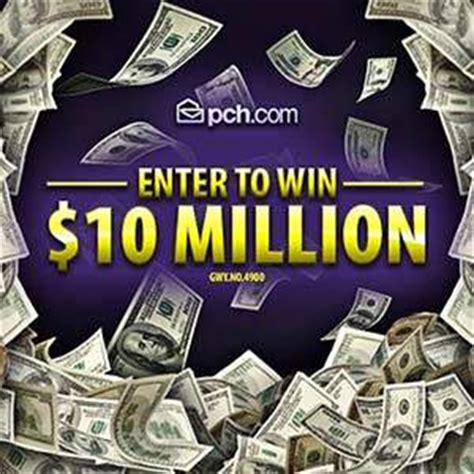 Publishing House Sweepstakes - pch 10 million superprize giveaway no 8800