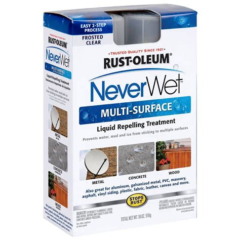 Multi Spray rust oleum neverwet 18 oz neverwet multi purpose spray