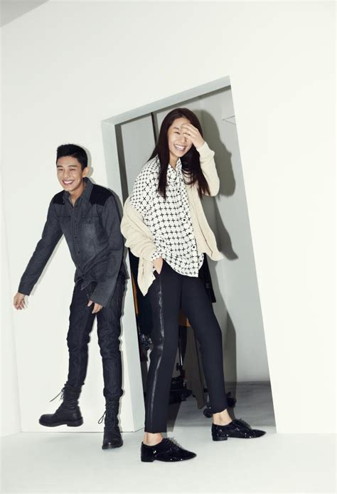 yoo ah in shows yoo ah in shows his cool and playful sides for jack jill