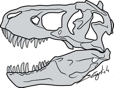 cartoon t rex tattoo t rex skull by belverine on deviantart tattoo ideas