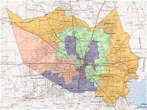map of harris county harris county s houston problem