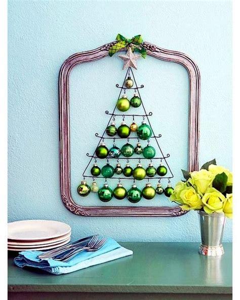 hand made wall christmas trees home interior design