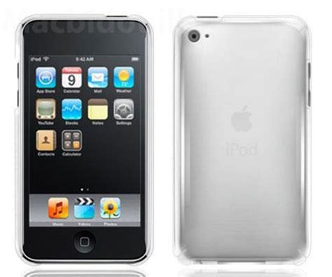 Ipod Touch 4 Ipod Touch 4 Images Leak Slashgear