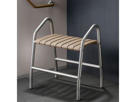 sgabello da doccia sgabello per doccia con due maniglie di appoggio 425 x