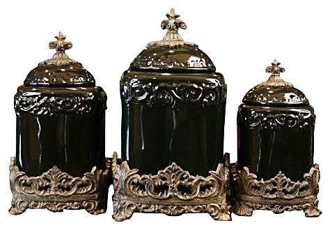 drake kitchen canisters drake design 3454 large canister set 3pc canister sets