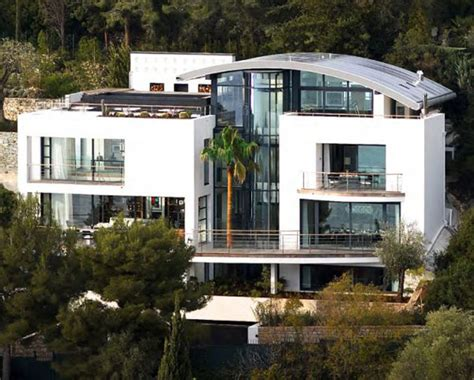 Houses O Luxury Villa Rental In Modern House Designs