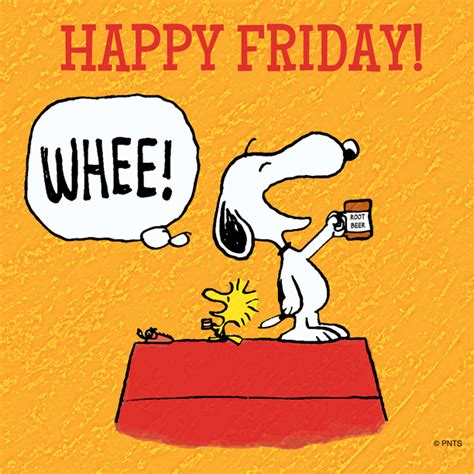 Happy Friday by Happy Friday Snoopy Pictures Photos And Images For