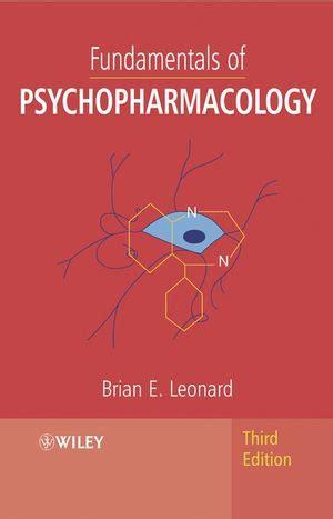 Cd E Book Basic Clinical Neuroscience 3e wiley fundamentals of psychopharmacology 3d edition