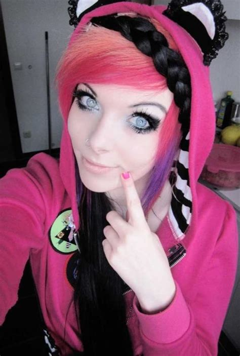 emo hairstyles with braids 68 sexy expressive emo hairstyles for every occasion