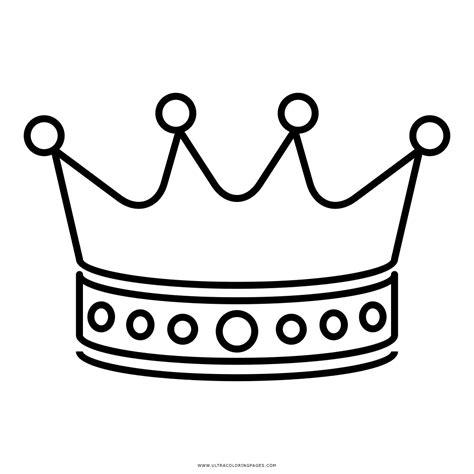 dibujos para colorear de coronas dibujo de corona para colorear ultra coloring pages
