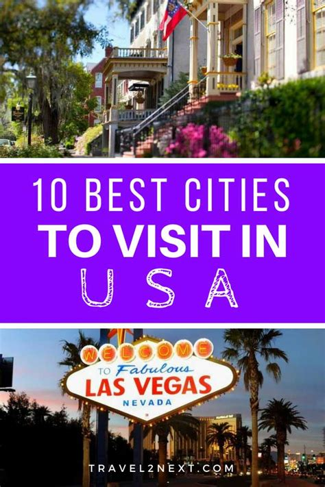 10 Best Places For Liposuction In The Usa by 10 Best Cities To Visit In The Usa Travel2next