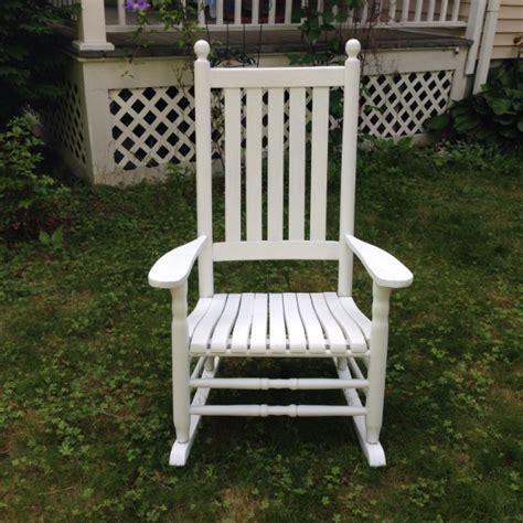 Diy Rocking Chair by Diy Rocking Chair Makeover Weekend Craft