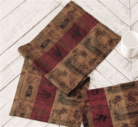 36 inch table runner high country table runner 36 inch