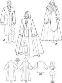 free pattern jedi cloak 17 meilleures id 233 es 224 propos de jedi costume sur pinterest