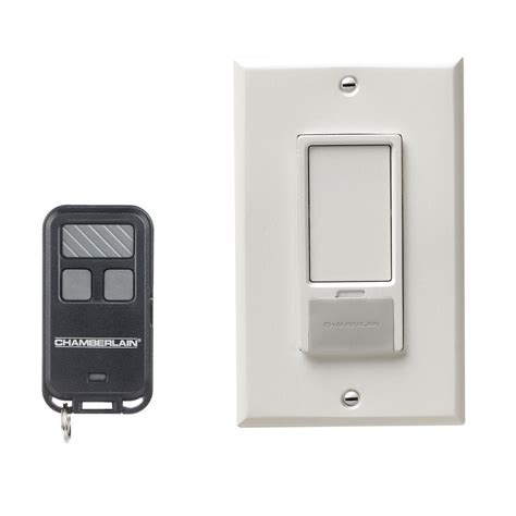 outdoor remote light switch chamberlain remote light switch wslcev the home depot