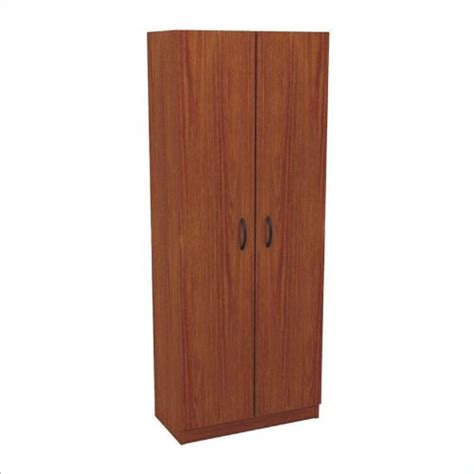 24 inch wide cabinet ameriwood 7339091y double storage pantry 24 inch wide