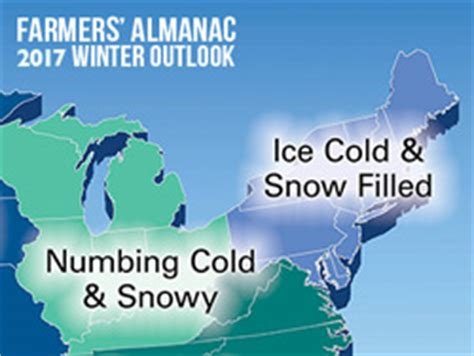farmer s almanac winter outlook waow weather blog common winter weather lore woodpellets com blog