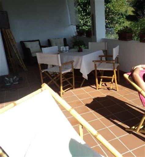 terrazze attrezzate balcone terrazza coperta e attrezzata foto di bed