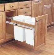 Waste Baskets For Kitchen Cabinets by Waste Baskets Rta Kitchen Cabinets